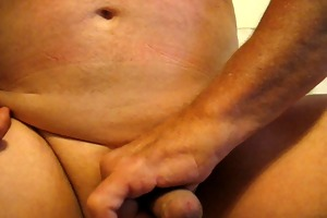 65 yrold grandpapa close weenie #5 wank upclose