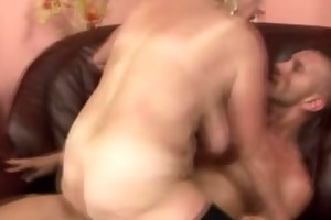 gilf granny amateur fucked by juvenile stud