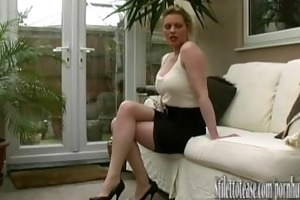 hot milf talks about mens fetish for women in
