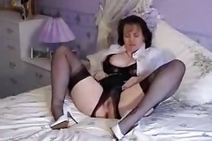 nylon granny in ff-stockings older mature porn