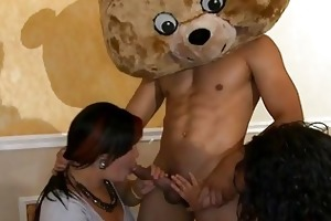 young hot cutie loves to engulf dick