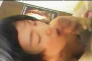 this is old video 2 asian cumshots asian drink