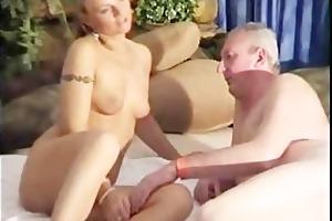granddad receives laid again