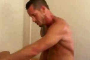 dilf drills younger studs ass hole
